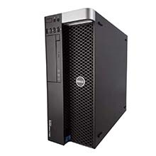 Dell Precision T3610 Xeon E5 1620 V2 Ram 16GB Quadro K2000 2GB
