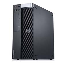 Dell Precision T5600 Xeon E5 2660 Ram 32GB Quadro K2000 2GB