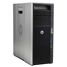 Hp Workstation Z620 V1 Xeon E5 2660 Ram 32GB Quadro K2000 2GB