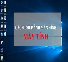 hướng dẫn cách chụp màn hình laptop HP