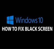 {Hướng dẫn} Cách sửa lỗi máy tính màn hình đen không vào được win