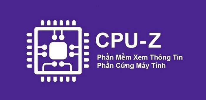Kiểm tra model laptop bằng phần mềm CPU-Z
