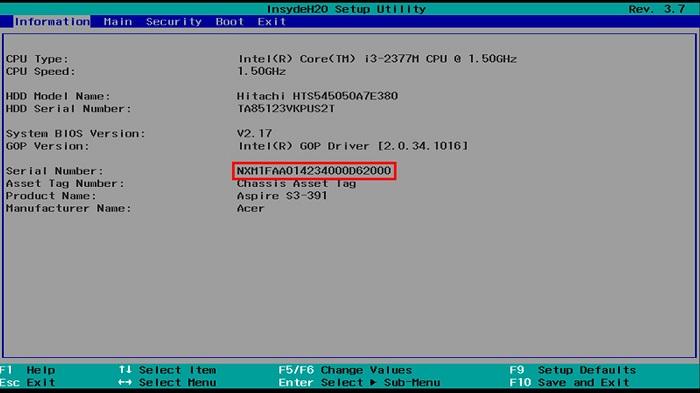 Kiểm tra model máy tính giúp bạn có được thông tin đầy đủ về thiết bị