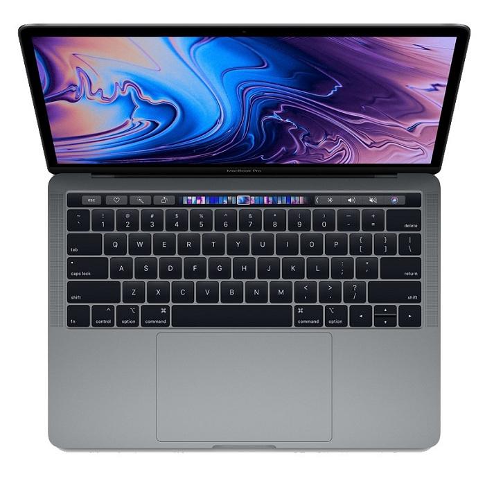 Macbook Pro 2018 sở hữu vẻ ngoài ấn tượng