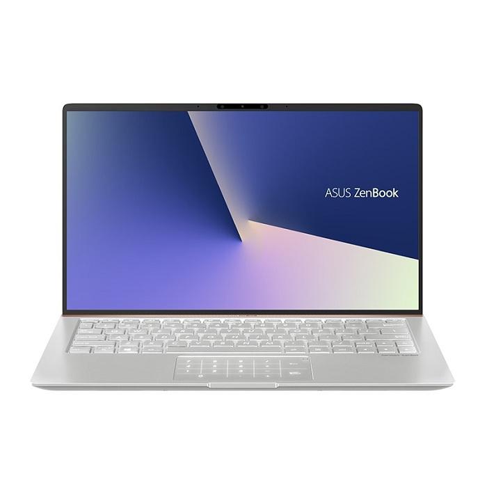Laptop Asus sở hữu thiết kế khá mỏng và tính thẩm mỹ cao