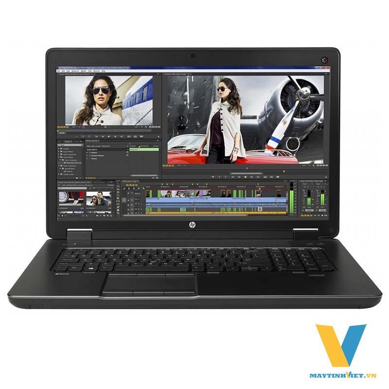 Laptop chơi game fo4 HP Zbook 17 G2